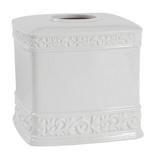 Affordable Cosmopolitan Tissue Box Cover ByCreative Bath