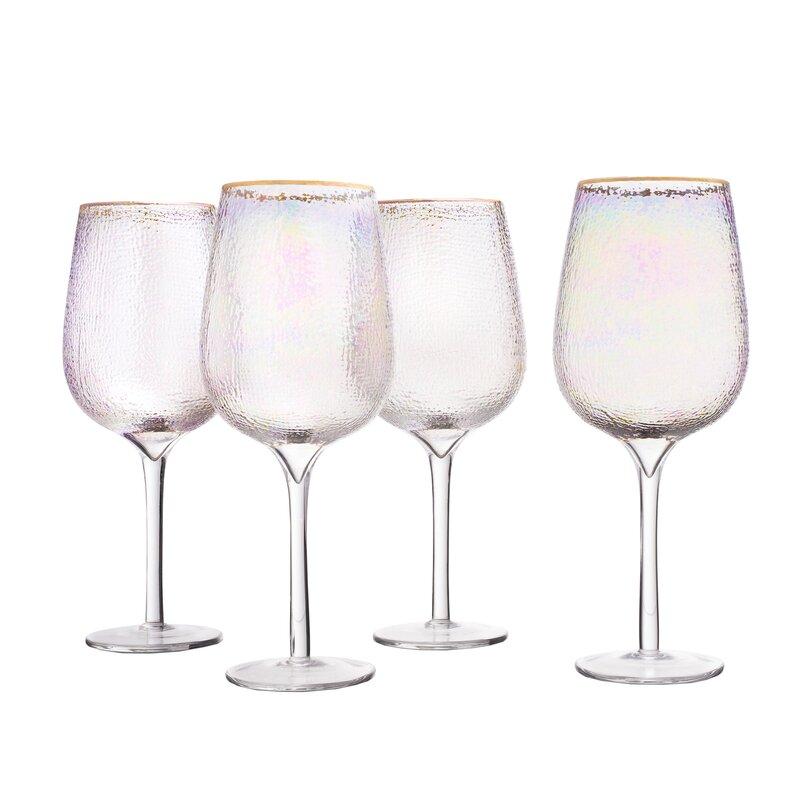 Slant 20oz Stemless Wineglass Momosa
