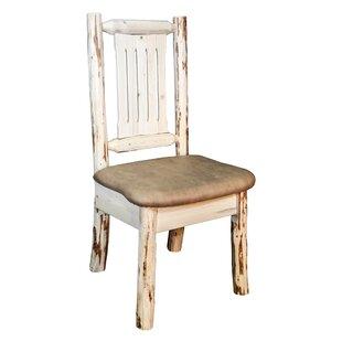 Loon Peak Abordale Natural Side Chair