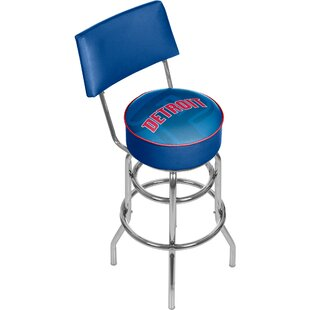 NBA Fade 31 Swivel Bar Stool Trademark Global
