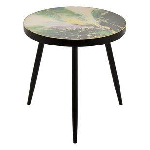 Summersville Wood Decorative End Table