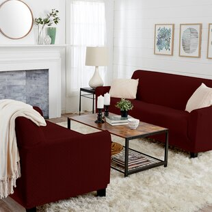 Harlowe Box Cushion Recliner Slipcover By Ebern Designs