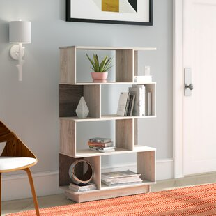 Raul Geometric Bookcase
