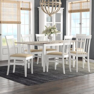 Sales Chatham Extendable Dining Set With 6 Chairs
