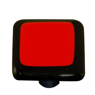 Borders Square Knob by Hot Knobs