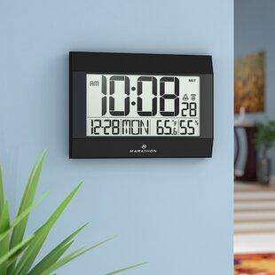 Horloges murales: Mécanisme - Atomique | Wayfair.ca