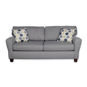 Parishville Contemporary II Standard Love Seat by Red Barrel Studio