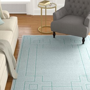 Amherst AquaTeal Indoor/Outdoor Area Rug