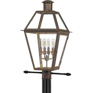 Three Posts Millbrook 4-Light Lantern Head