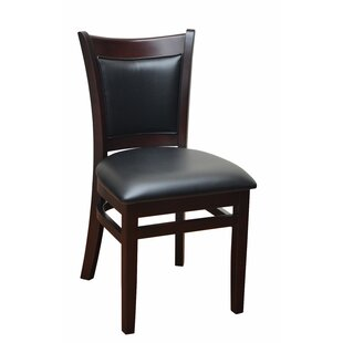 Comparison Upholstered Dining Chair by DHC Furniture