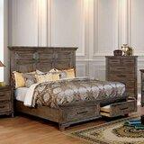 Erika Solid Wood Configurable Bedroom Set by Rosalind Wheeler