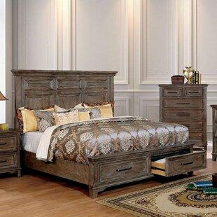 Erika Storage Bed by Rosalind Wheeler