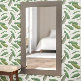 Brayden Studio Treiber Modern Wall Mirror