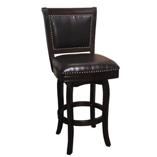 Brenden 29 Swivel Bar Stool Charlton Home