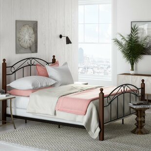 Sheehan Queen Panel Bed by Fleur De Lis Living Design