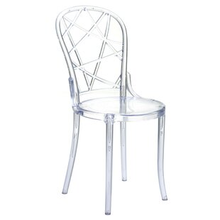 Fine Mod Imports Spiral Side Chair