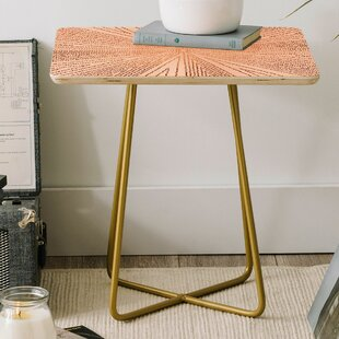 Iveta Abolina Leaf Square End Table