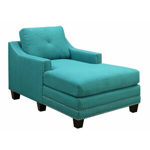 Mauldin Chaise Lounge  sc 1 st  Joss u0026 Main : blue chaise lounge - Sectionals, Sofas & Couches