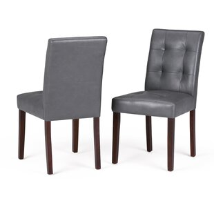 Simpli Home Andover Upholstered Dining Ch..
