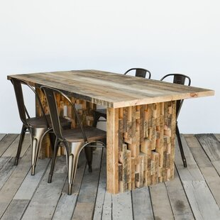 The Space Between Solid Wood Dining Table Urban Wood Goods