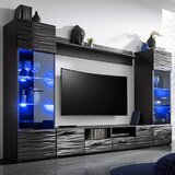 Pratiksha Entertainment Center for TVs up to 65 by Brayden Studio®
