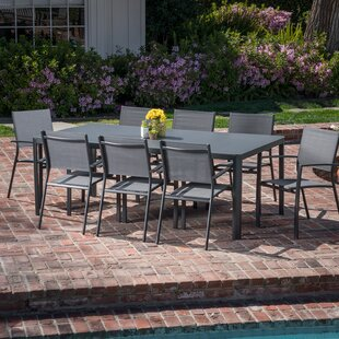 Bayviewpark 9 Piece Dining Set