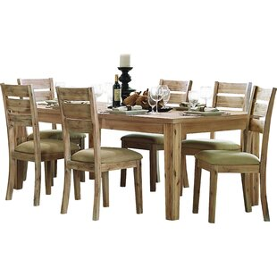 Peel 7 Piece Extendable Dining Set by Gra..
