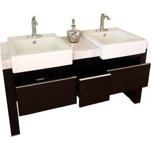 Bathroom Sinks Essex farmhouse bathroom vanities you'll love | wayfair