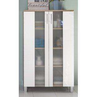 65 X 110cm Bathroom Cabinet By Ebern Designs
