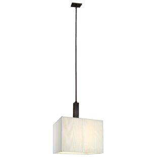 Ivy Bronx Arner 1-Light Square/Rectangle Pendant
