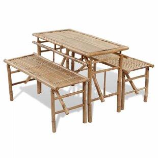 Eucptus 4 Seater Dining Set Image