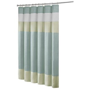 Savings Allport Shower Curtain By Charlton Home