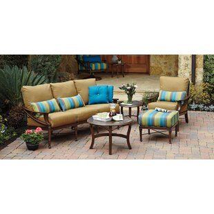 Woodard Arkadia Seating Group with Cushions
