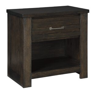 Heckstall 1 Drawer Nightstand