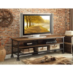 Affordable Price Morrisania TV Stand for TVs up to 65 by Williston Forge Reviews (2019) & Buyer's Guide