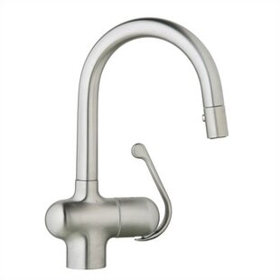 Grohe Ladylux Pull Out Bar Faucet with SilkMove®