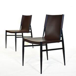 Debra Side Chair (Set of 2) by Gingko Home Furnishings