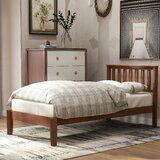Annisten Twin Upholstered Low Profile Platform Bed by Latitude Run®
