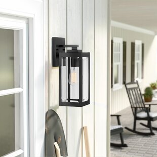 Kaylie Viles Outdoor Wall Lantern By Modern Rustic Interiors