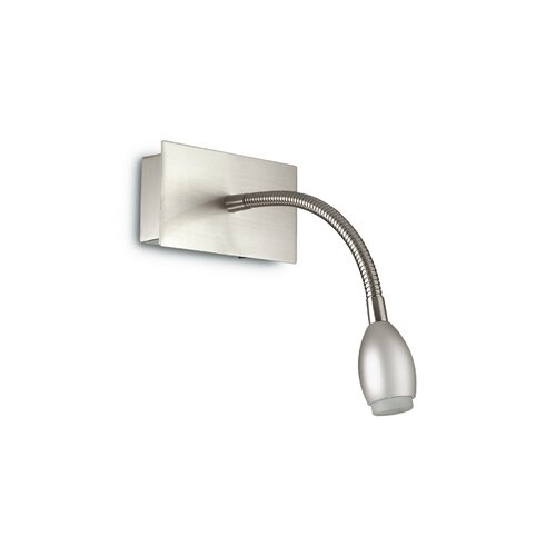 Worden 1-Light LED Wall Spotlight Ebern Designs