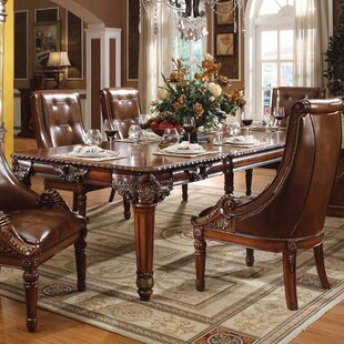 Wendel Extendable Dining Table Astoria Grand