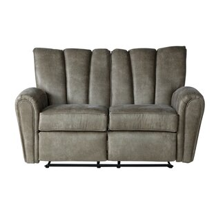 Shop Goodland Reclining Loveseat by Williston Forge