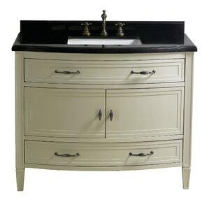 Bathroom Cabinets Georgia 41 to 45 inch bathroom vanities you'll love   wayfair