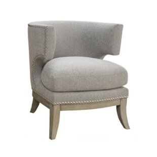 Order Aurore Barrel Chair by One Allium Way Reviews (2019) & Buyer's Guide