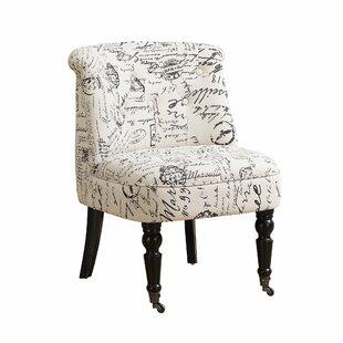 Ophelia & Co. Alviva Slipper Chair