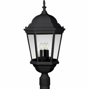 Reviews Triplehorn 3-Light Antique Lantern Head By Alcott Hill