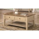 Sisler Coffee Table with Storage by August Grove®