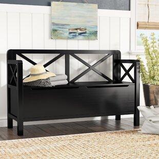 Fairlane Storage Bench by Beachcrest Home