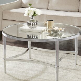 Triton Coffee Table by Madison Park Signature