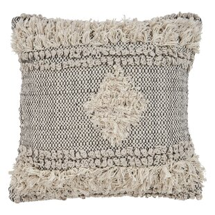 Quickep Cottage Cotton Throw Pillow